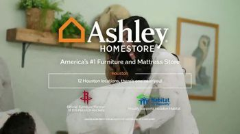 Ashley HomeStore Presidents Day Sale TV Spot, 'Save 25 Percent' Song by Midnight Riot - Thumbnail 10