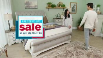 Ashley HomeStore Presidents Day Sale TV Spot, 'Save 25 Percent' Song by Midnight Riot - Thumbnail 2