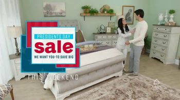 Ashley HomeStore Presidents Day Sale TV Spot, 'Save 25 Percent' Song by Midnight Riot - Thumbnail 3
