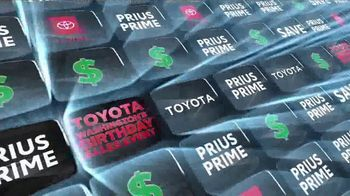 Toyota Washington's Birthday Sales Event TV Spot, 'Go Green' [T2] - Thumbnail 2