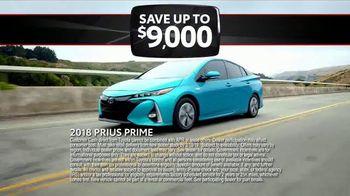 Toyota Washington's Birthday Sales Event TV Spot, 'Go Green' [T2] - Thumbnail 5