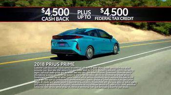 Toyota Washington's Birthday Sales Event TV Spot, 'Go Green' [T2] - Thumbnail 6