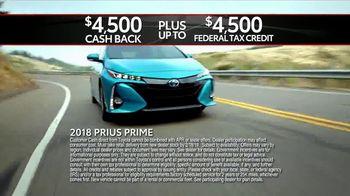 Toyota Washington's Birthday Sales Event TV Spot, 'Go Green' [T2] - Thumbnail 8