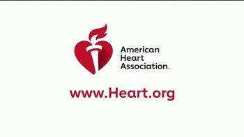 American Heart Association TV Spot, 'The Month of Love' - Thumbnail 8