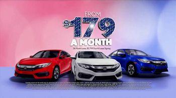 Honda Presidents Day Sale TV Spot, 'Save Today' [T2] - Thumbnail 2