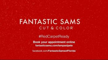 Fantastic Sams Cut & Color TV Spot, 'Red Carpet Ready' - Thumbnail 10