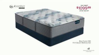 American Signature Furniture Presidents Day Mattress Sale TV Spot, 'iComfort Sets' - Thumbnail 6
