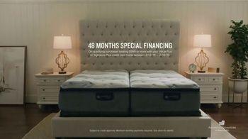 American Signature Furniture Presidents Day Mattress Sale TV Spot, 'iComfort Sets' - Thumbnail 8