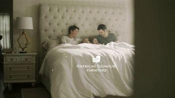 American Signature Furniture Presidents Day Mattress Sale TV Spot, 'Miracle Foam Set' - Thumbnail 1