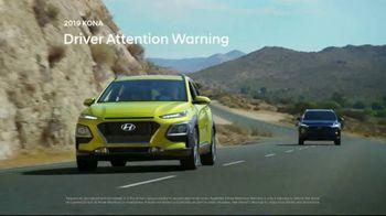 2019 Hyundai Kona TV Spot, 'Paid Attention' [T2]