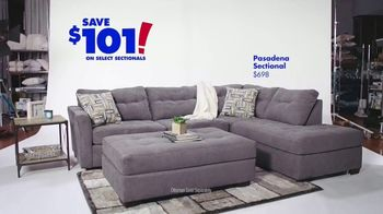 Big Presidents Day Sale: Select Sectionals thumbnail
