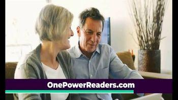 One Power Readers TV Spot, 'Flex Focus Technology'
