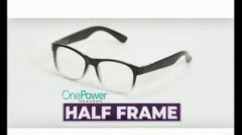 One Power Readers TV Spot, 'Flex Focus Technology' - Thumbnail 7