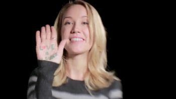 Love Is Louder TV Spot, 'Pitch Perfect PSA' Featuring Brittany Snow, Anna Camp, Anna Kendrick - Thumbnail 2