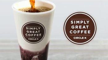 Circle K TV Spot, 'Simply Great Coffee' - Thumbnail 1