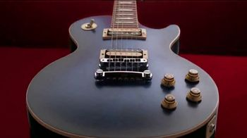 Guitar Center TV Spot, 'Presidents Day: Gibson Les Paul and Ernie Ball Strings' - Thumbnail 2