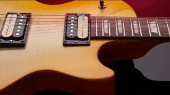 Guitar Center TV Spot, 'Presidents Day: Gibson Les Paul and Ernie Ball Strings' - Thumbnail 4