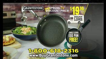 Granite Stone TV Spot, 'It Just Doesn't Stick: Free Pan' - Thumbnail 9
