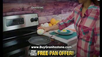Granite Stone TV Spot, 'It Just Doesn't Stick: Free Pan' - Thumbnail 2
