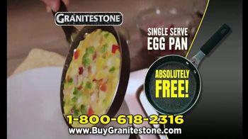 Granite Stone TV Spot, 'It Just Doesn't Stick: Free Pan' - Thumbnail 8