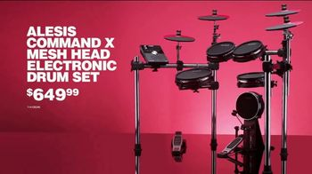 Guitar Center TV Spot, Presidents Day: Drum Set and Shell Pack' - Thumbnail 3