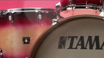 Guitar Center TV Spot, Presidents Day: Drum Set and Shell Pack' - Thumbnail 6