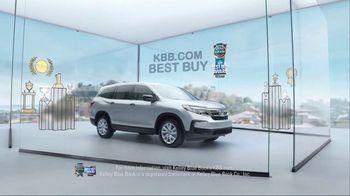 2019 Honda Pilot TV Spot, 'Room for More' [T2] - Thumbnail 7
