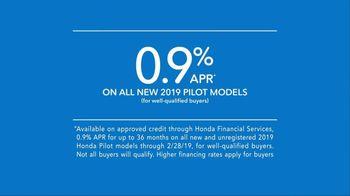 2019 Honda Pilot TV Spot, 'Room for More' [T2] - Thumbnail 8