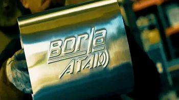 Borla Exhaust TV Spot, 'American Made'