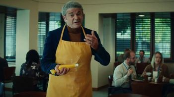 Physicians Mutual TV Spot, 'Food Fright' Featuring John Michael Higgins - Thumbnail 2
