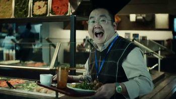 Physicians Mutual TV Spot, 'Food Fright' Featuring John Michael Higgins - Thumbnail 6