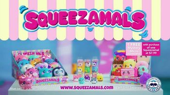 Squeezamals TV Spot, 'Welcome to the World of Squeezamals' - Thumbnail 7