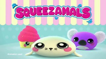 Squeezamals TV Spot, 'Welcome to the World of Squeezamals' - Thumbnail 1