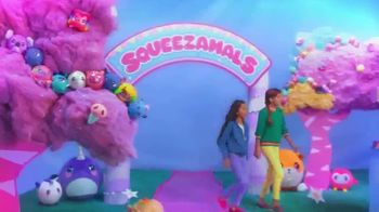 Squeezamals TV Spot, 'Welcome to the World of Squeezamals'