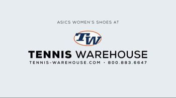 Tennis Warehouse TV Spot, 'Asics Solutions: Exclusive Colors' - Thumbnail 9