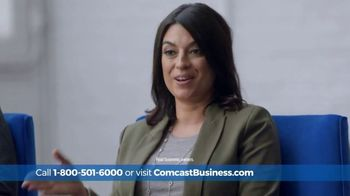 Comcast Business Switch & Save Days TV Spot, 'Excited Business Owners: $150 Prepaid Card' - Thumbnail 1