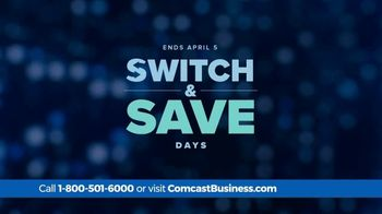 Comcast Business Switch & Save Days TV Spot, 'Excited Business Owners: $150 Prepaid Card' - Thumbnail 3