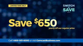 Comcast Business Switch & Save Days TV Spot, 'Excited Business Owners: $150 Prepaid Card' - Thumbnail 5