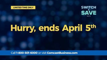 Comcast Business Switch & Save Days TV Spot, 'Excited Business Owners: $150 Prepaid Card' - Thumbnail 6
