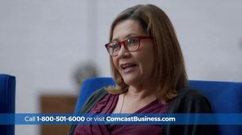 Comcast Business Switch & Save Days TV Spot, 'Excited Business Owners: $150 Prepaid Card' - Thumbnail 8