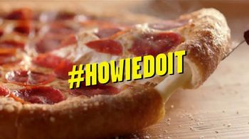 Hungry Howie's TV Spot, 'Pi Day Deals' Song by Montell Jordan - Thumbnail 3