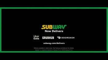 Subway TV Spot, 'Tear Away Pants' - Thumbnail 10