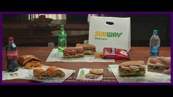 Subway TV Spot, 'Tear Away Pants' - Thumbnail 9