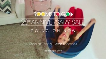 Rooms to Go Anniversary Sale TV Spot, 'A World of Savings' Song by Portugal. The Man - Thumbnail 8