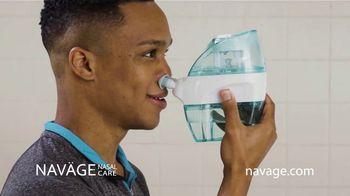 Navage TV Spot, 'That Clean Nose Feeling'