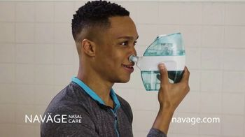Navage TV Spot, 'That Clean Nose Feeling' - Thumbnail 1