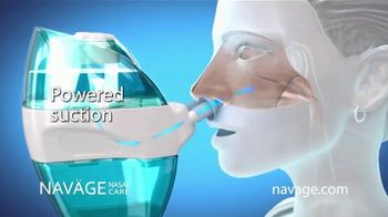 Navage TV Spot, 'That Clean Nose Feeling' - Thumbnail 3