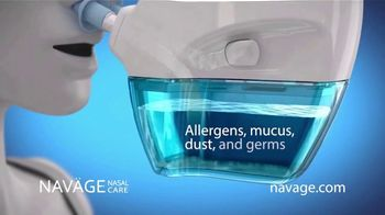 Navage TV Spot, 'That Clean Nose Feeling' - Thumbnail 6
