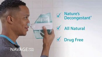 Navage TV Spot, 'That Clean Nose Feeling' - Thumbnail 8