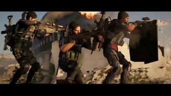 Tom Clancy's The Division 2 TV Spot, 'Official Launch Trailer' - Thumbnail 8